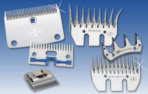 Resharpening Service for Blades, Combs & Cutters