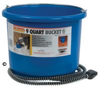 Heated Buckets