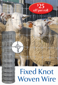 Fencing Goat  Sheep Overview - Farm and Ranch