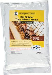Kid Finisher Trace Mineral Premix
