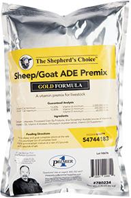 Sheep/Goat ADE Premix