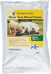 Sheep Trace Mineral Premix