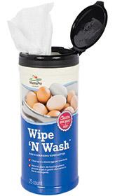 Photo of egg wipes