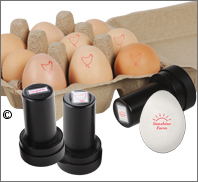 Eggs Stamps