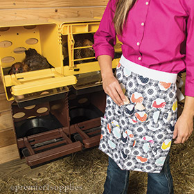 Egg Collecting Aprons