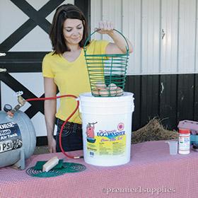 Egg Cleaning Kit