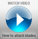 Blade Video play button