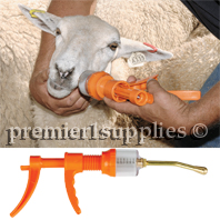 Manual Drencher