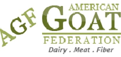 American Goat Federation logo