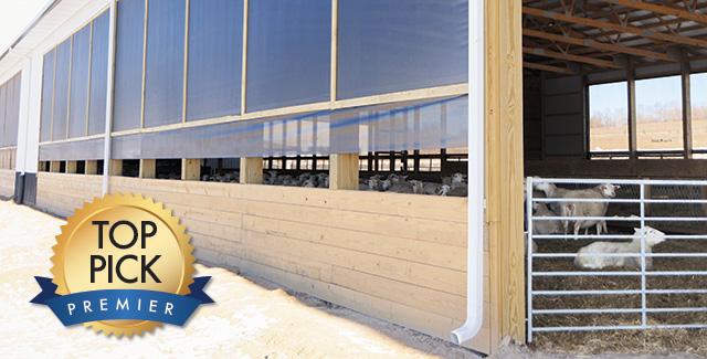 Premier UltraScreen™ for Barns