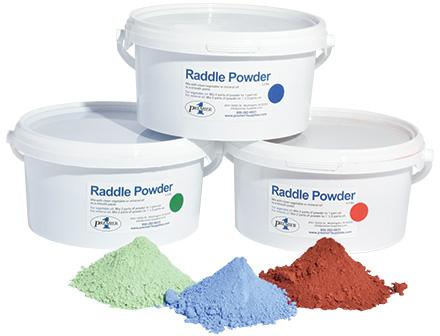 Raddle Powder