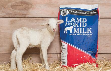 Shepherd's Choice™ Lamb & Kid Milk