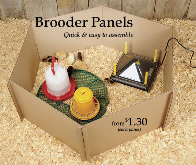 Brooder Panels