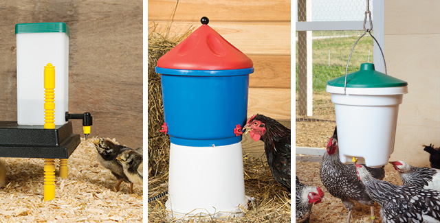 Poultry Waterers