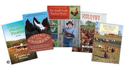 Poultry books from our library of resources