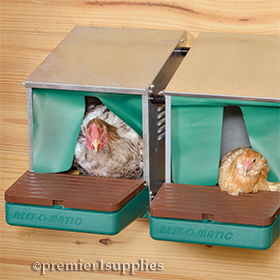 Nest-O-Matic Nest Box