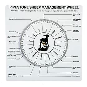 Sheep Management Wheel