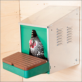 Nest-O-Matic Nest Box