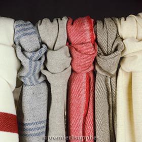 Fairbault Wool Scarves