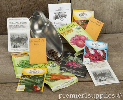 Garden Seeds