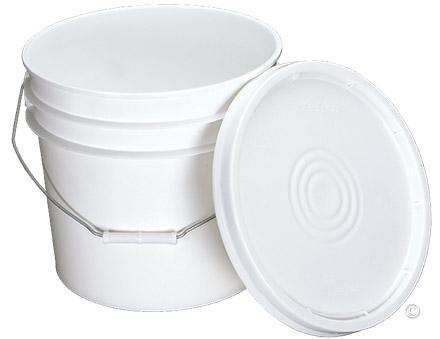 Round Bucket, 3.5 gal