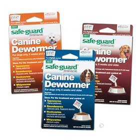 Safe-guard® Canine Dewormer