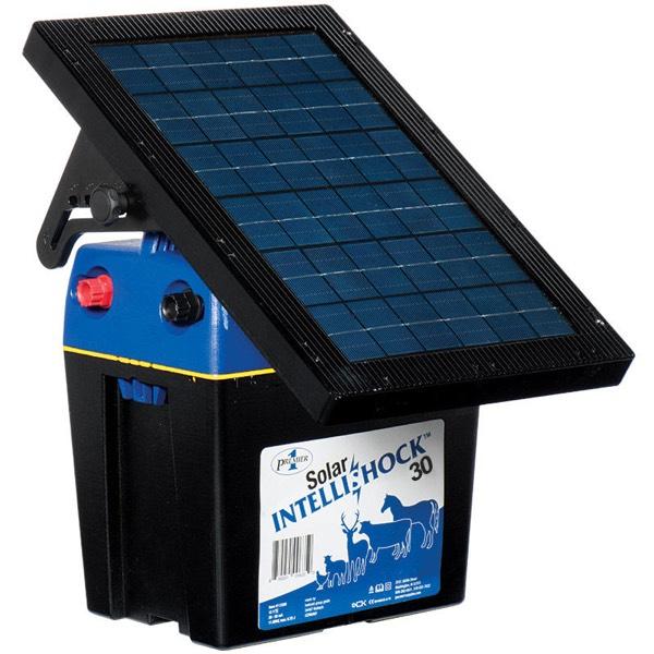 Solar IntelliShock® 30 Fence Energizer