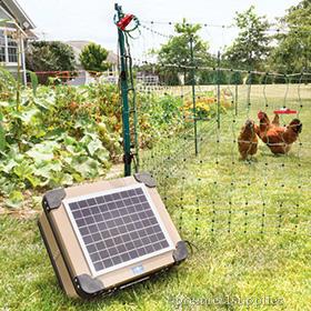 Premier PRS Solar Energizers