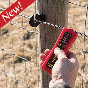 Wireless Fence Tester