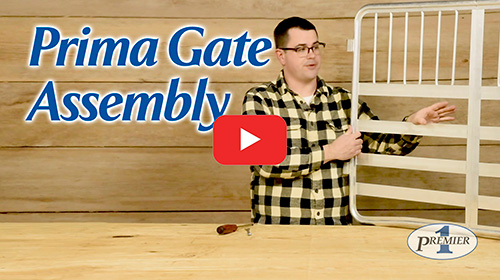 PrimaGate assembly video