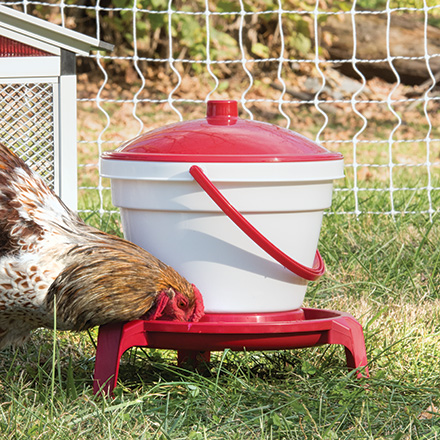 Quick Clean Waterer (with legs)