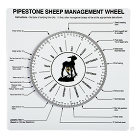 Sheep Management Wheel