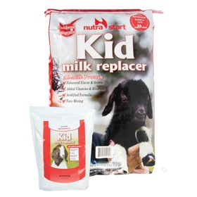 Milk Replacer for Goat Kids