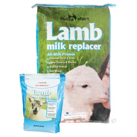Milk Replacer for Lambs
