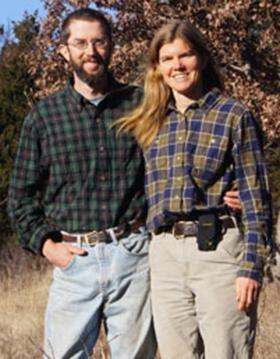 Eric & Joanna Reuter