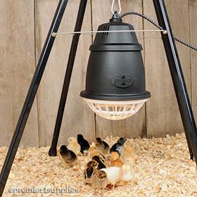 Prima Heat Lamp & Stand