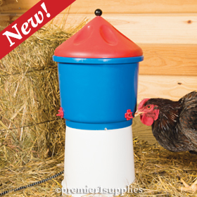 Heated Poultry Waterer
