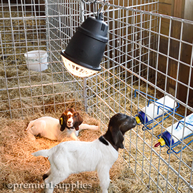 Wire Panels for Lambing and Kidding Pens