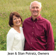 Stan and Jean, owners