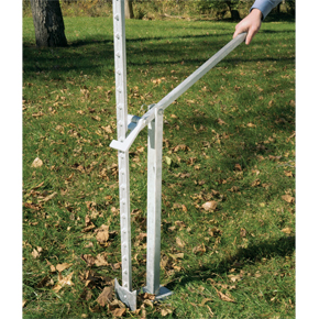 Steel T Post Puller Premier1supplies