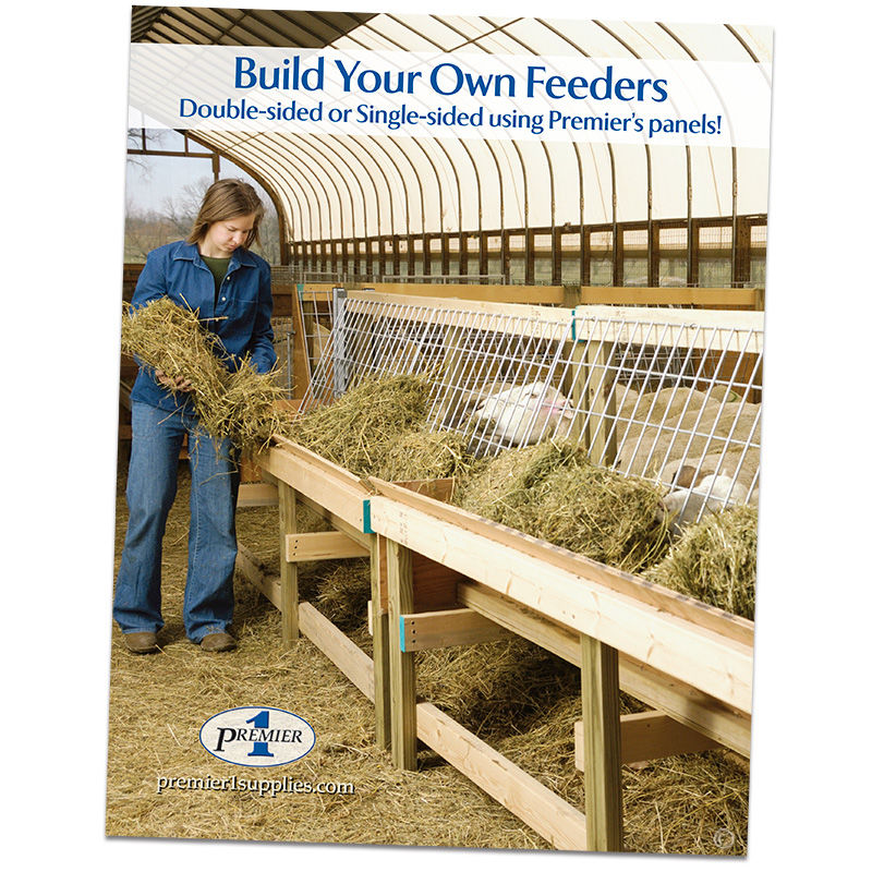 Feeders for Sheep, Goats and other Livestock - Premier1Supplies