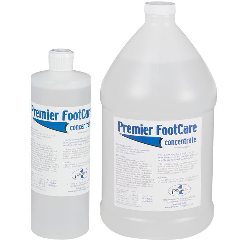 Premier FootCare (Liquid Zinc Sulphate) - Premier1Supplies