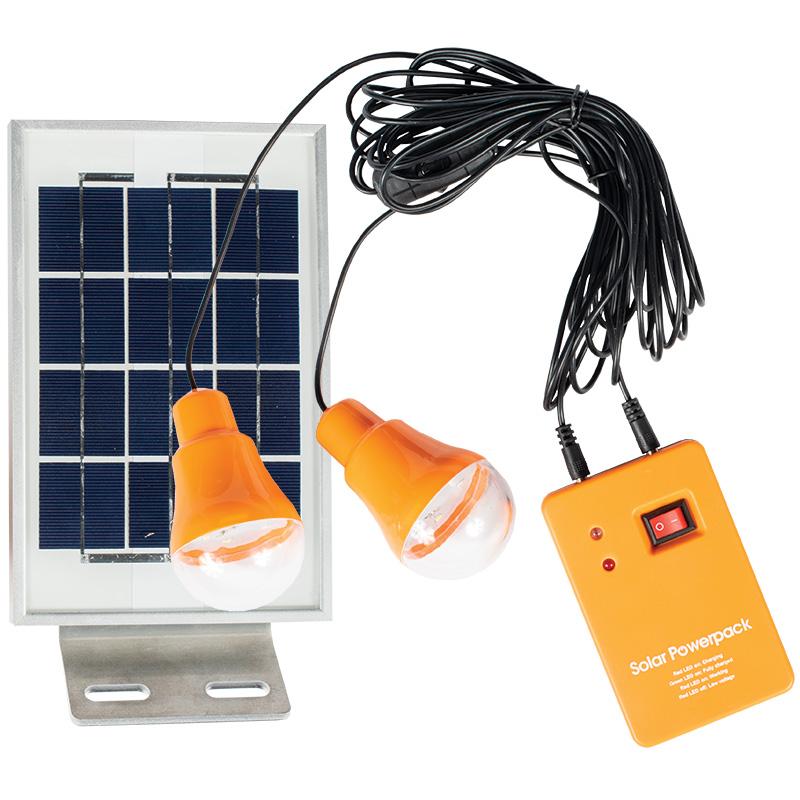 Solar Shed Lights