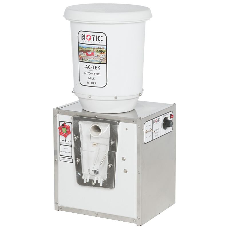 LAC-TEK Milk Feeding System