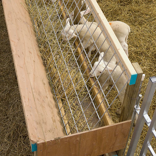30 Panel For Goats amp Sheep Build Your Own Feeders