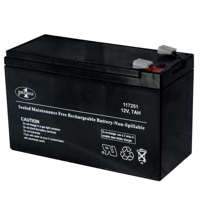 12 Volt Battery : Sealed lead acid deep cycle volt batteries