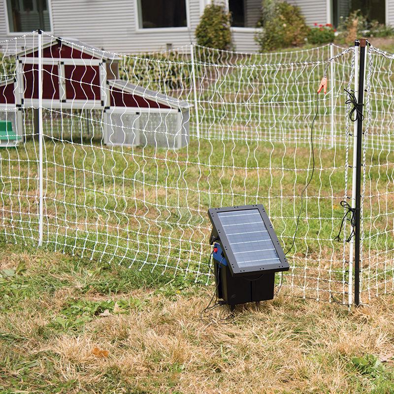 Solar Intellishock 174 30 Energizer Amp Kit Premier1supplies
