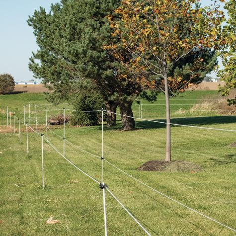 3D Anti-Deer Fence (3 to 5 strand)