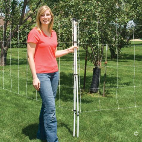 Deer QuikFence® 5/60/12 Electric Netting