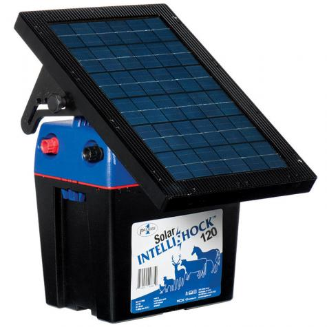 Solar IntelliShock 120 (10 watt solar panel)
